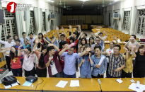 Chương trình giao lưu giáo viên và học viên – Trung tâm tiếng Anh Jaxtina