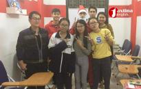 Những kiến thức tiếp thu được ở Jaxtina giúp em vững vàng hơn trong việc học tiếng Anh