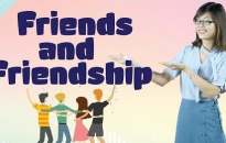 Tiếng Anh Theo Chủ Đề – English Expressions about Friends and Friendship – Bạn Bè