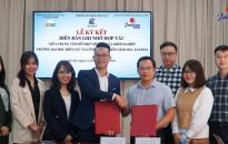 Lễ ký kết biên bản hợp tác giữa Công ty cổ phần giáo dục Jaxtina và trường Đại học Điện lực
