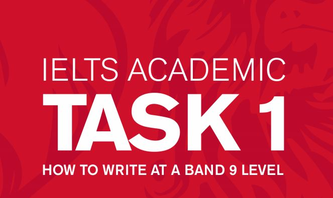 Sách hay Ielts writing academic task 1