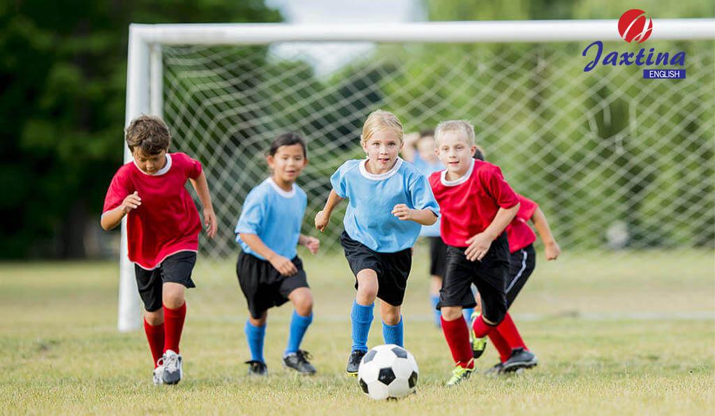 Từ vựng tiếng Anh về các môn thể thao cạnh tranh (Competitive Sports)