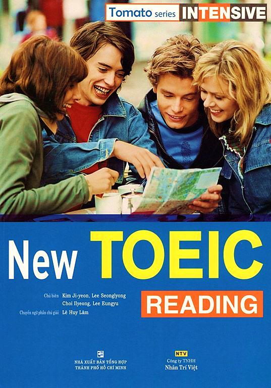 Tổng Hợp Sách Luyện Toeic Reading Mục Tiêu 600-650+