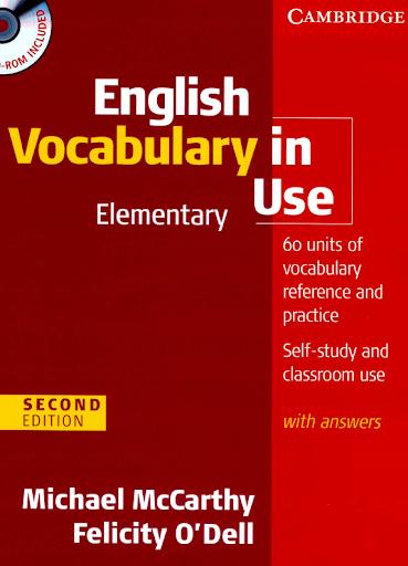English Vocabulary in Use – Elementary