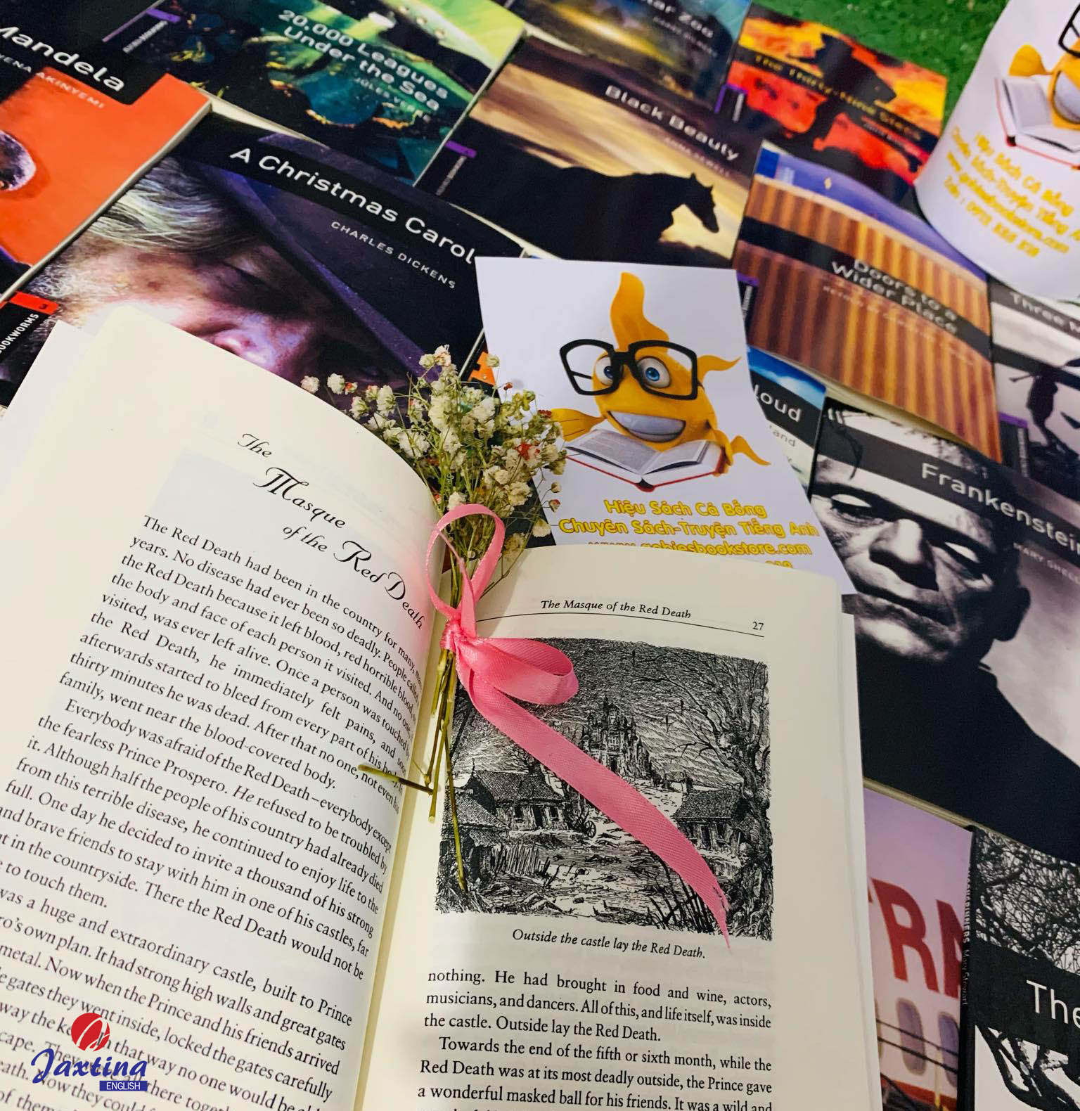Bạn đã biết về bộ sách Oxford Bookrworms chưa?