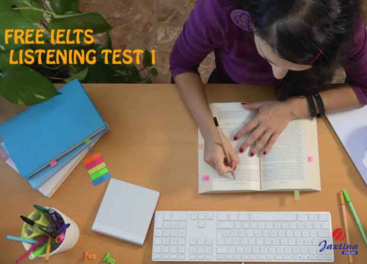 IELTS Listening practice test 2021 with answers (05/07/2021)
